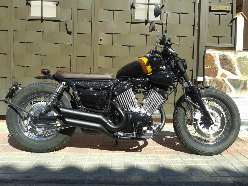 homologar moto custom
