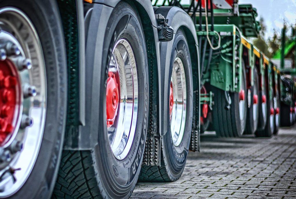 Homologación de camiones